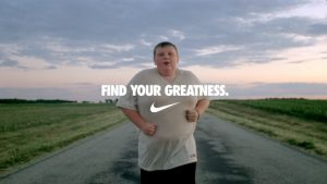 Find Your Greatness Nike Ad